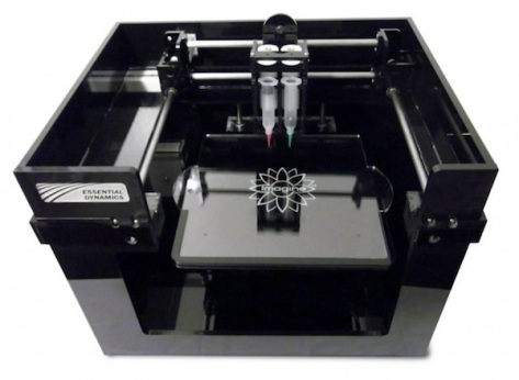 The Imagine 3D Printer